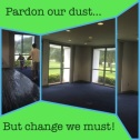 pardon our dust pic cube