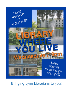 Library Where You Live