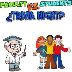 Logo_Faculty vs. Students trivia night